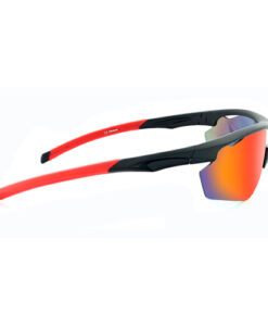 Lentes Deportivos Switchback Matte Negro Optic Nerve Lima